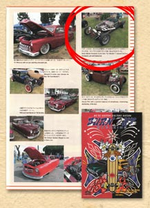 Bear Metal Kustoms in the June 2008 issue of Burnout Magazine!