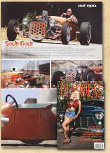 Bear Metal Kustoms in Deadbeat Magazine Issue 14