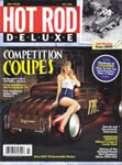 Cover of the July 2011 Hot Rod Deluxe