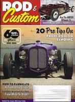 Rod and Custom - June 2013